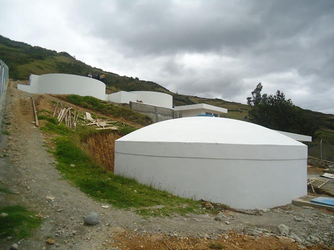 Avanza La Ejecución Del Proyecto De Agua Potable Para Guachapala