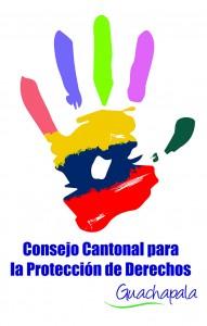 Logo del Consejo Cantonal para la protección de derechos