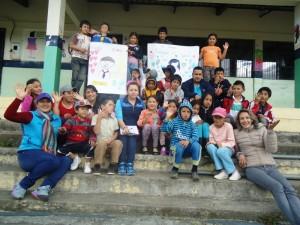 Las comunidades disfrutaron al máximo las actividades programadas