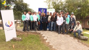 FUNCIONARIOS Y TRABAJADORES DEL GAD MUNICIPAL