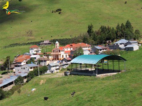 CUBIERTA METÁLICA COMUNIDAD ANDACOCHA