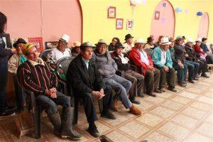 """El centro gerontológico """"Florcita Galarza"""" y el departamento de Gestión Social organizaron el evento sociocultural."""