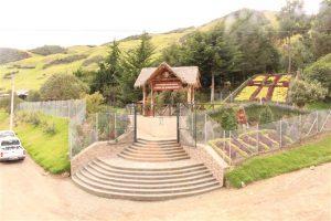 El Santuario ecológico es un lugar de paz y descanso para los visitantes